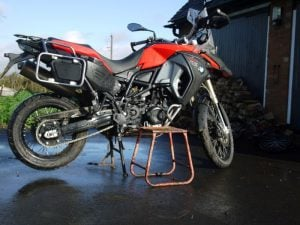 BMW GS maintainence