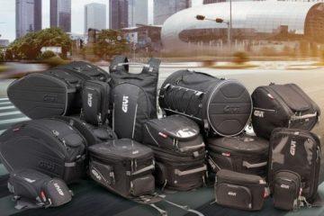 GIVI Easy-T soft luggage