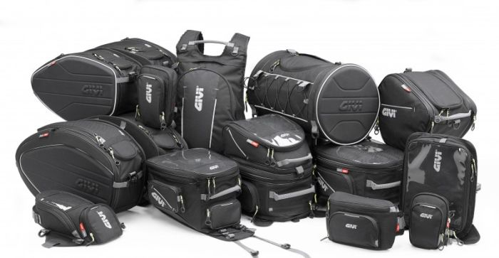 GIVI Easy-T soft luggage