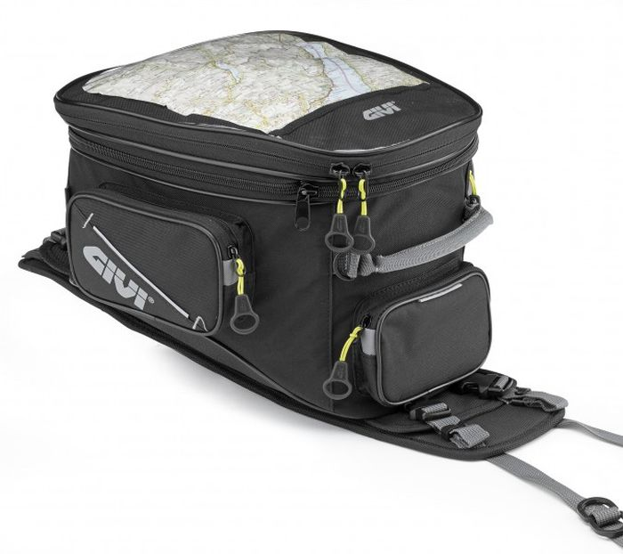 GIVI adventure bike specific tank bag
