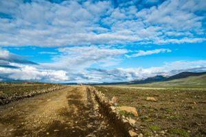 Kjölur road, Iceland