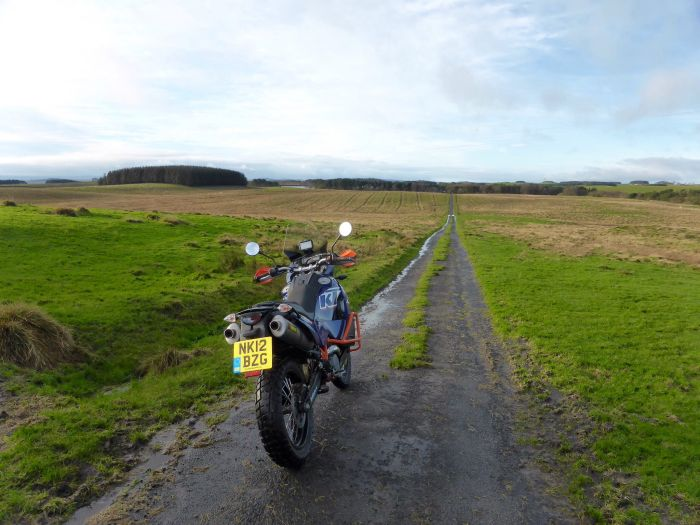 Green laning in the UK