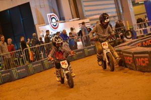 Kuberg MX Experience at Motorcycle Live