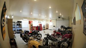 Motorcycle collection