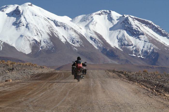 Nick Sanders in Argentina