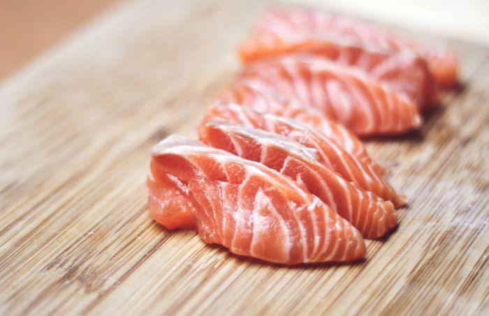 Salmon for concussion
