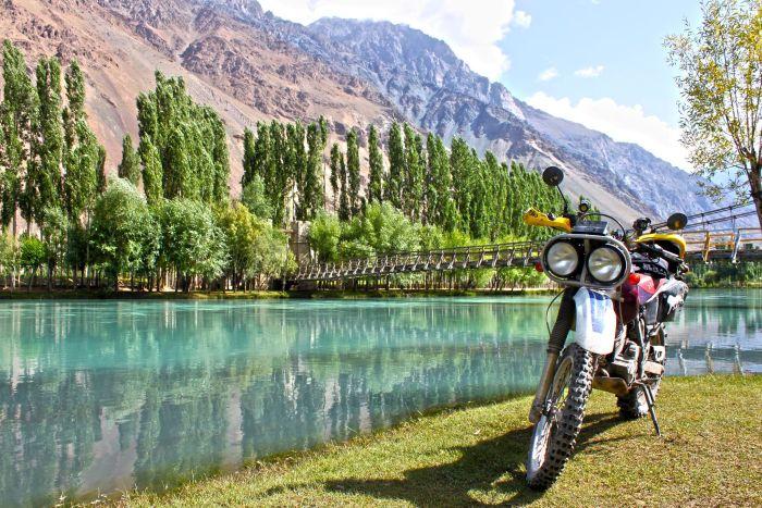 Honda XR Baja in Pakistan