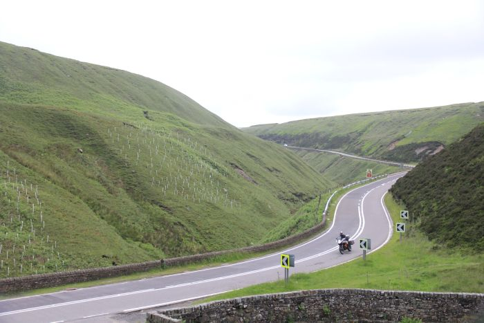 Snake Pass, Peak District