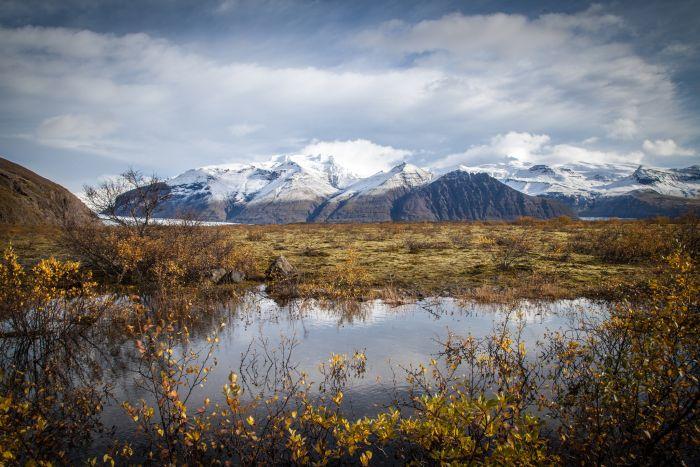 Vatnajökull, Iceland