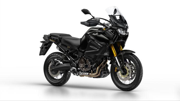 Yamaha XT1200Z Super Ténéré in Tech Black
