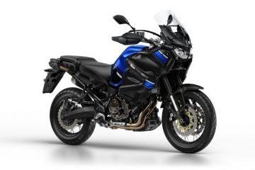 Yamaha XT1200Z Super Ténéré in Yamaha Blue
