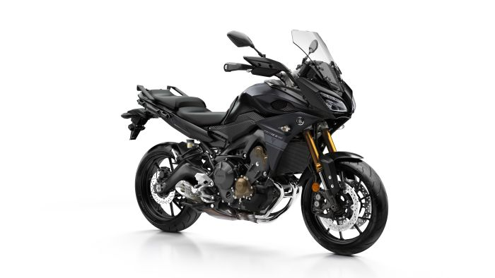 Yamaha Tracer 900 in Tech Black