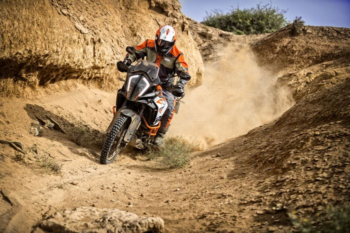 KTM 1290 Adventure R off-road
