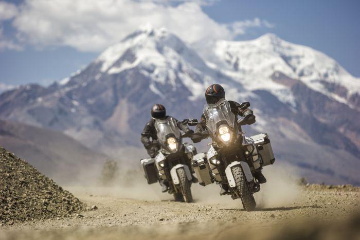 KTM 1090 Adventure R and KTM 1290 Adventure