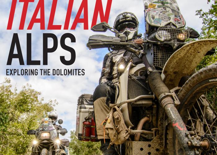 Adventure Bike Rider magazine issue 36