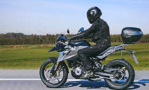 BMW G310GS spotted in Germany