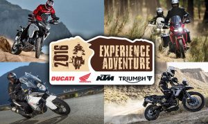 Test your adventure riding skills at this year's Motorcycle Live show