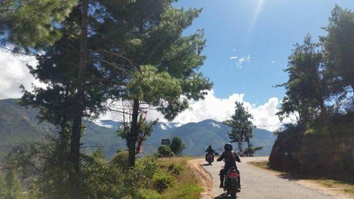 Nine reasons to ride in Bhutan