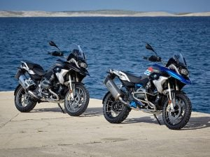 BMW R1200GS is getting an update for 2017