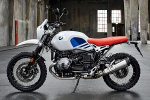 BMW takes the wraps off the new R NineT GS