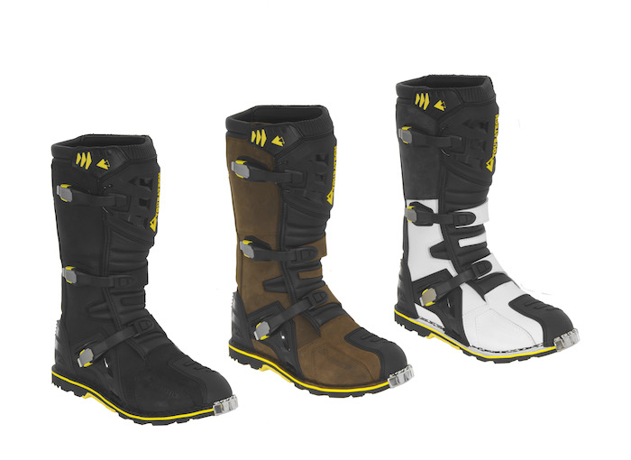 Touratech Destino Adventure Boots Colours