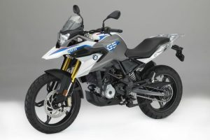 BMW officially unveils new G310GS