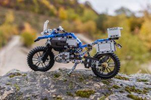 Lego BMW R1200GS