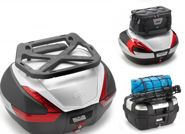 GIVI introduces new universal top rack