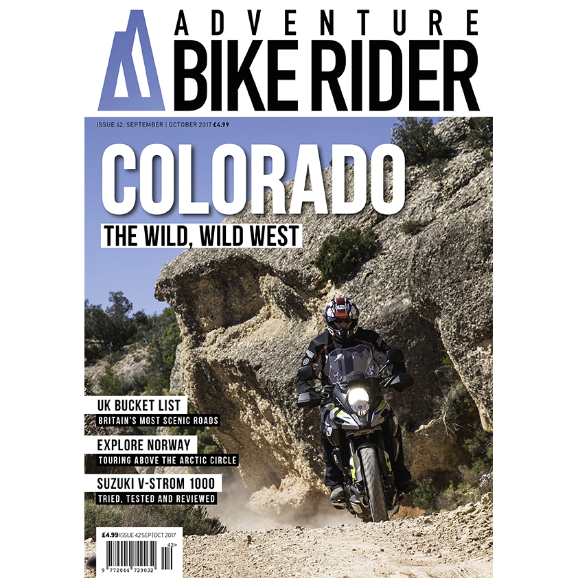 ABR Issue 42 Cover