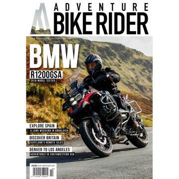 Adventure Biker Rider Issue 43