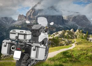 GIVI releases two new top cases to add to their DOLOMITI range