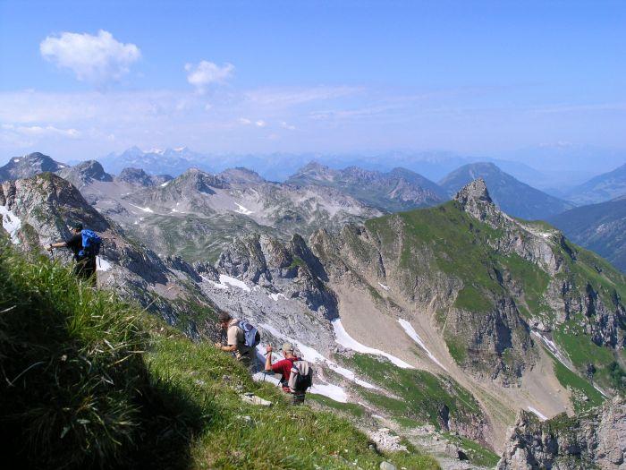 Panorama Camping, Sonnenberg, Austria