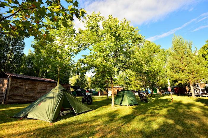 Camping Anzanigo