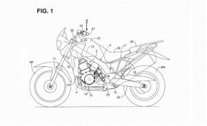 Leaked sketch suggests Honda is about to bring back the Dominator