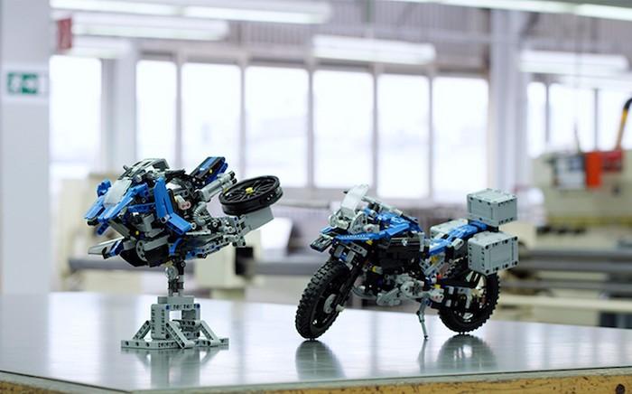 BMW Lego GS