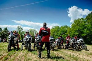 The Ducati Multistrada 1200 Enduro Experience comes to the UK