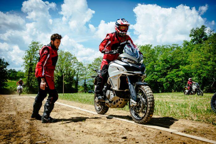 Ducati Multistrada 1200 Enduro Experience