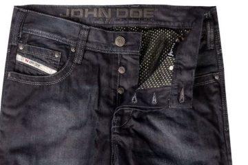 John Doe jeans