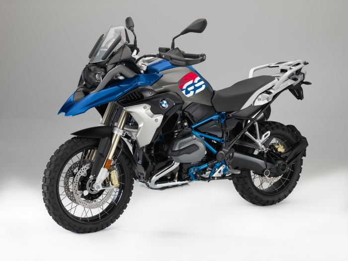 BMW R1200GS Rallye stock image