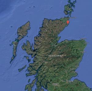 North-East-Scotland-weekender-map-Whaligoe-Steps