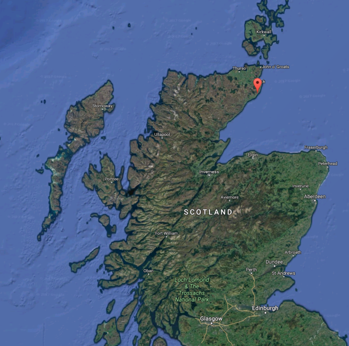 North-East-Scotland-weekender-map-Whaligoe-Steps