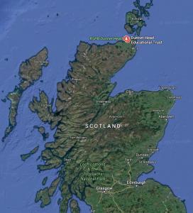 North-East-Scotland-weekender-map-dunnet-head