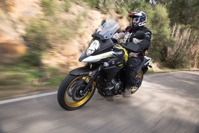 suzuki v-strom 650 2017 review | adventure bike rider