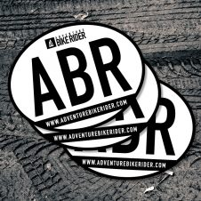 abr stickers