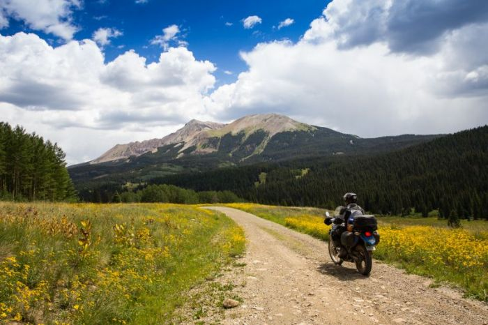 Colorado Backcountry Discovery Route