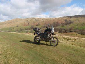Kirby Stephen trails Cumbria