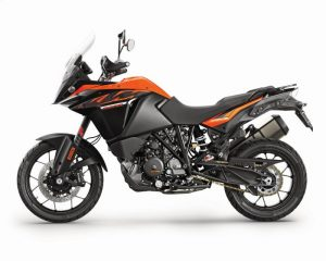 KTM 1090 Adventure bike