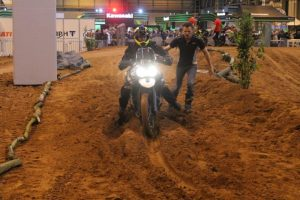 Motorcycle Live NEC off-road experience