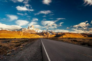 Patagonia Motorcycle Route