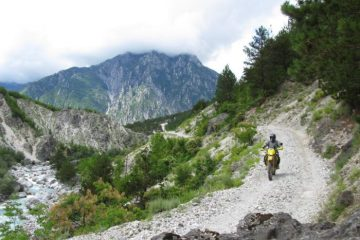 Trans Euro Trail Albania
